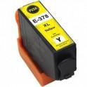 EPSON T3794/T3784 (378XL) AMARELO CARTUCHO DE TINTA GENERICO C13T37944010/C13T37844010