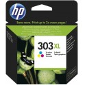 HP 303XL TRICOLOR CARTUCHO DE TINTA ORIGINAL T6N03AE