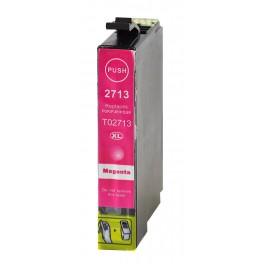 EPSON T2713/T2703 (27XL) MAGENTA CARTUCHO DE TINTA GENERICO C13T27134010/C13T27034010