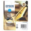 EPSON T1632 CYAN CARTUCHO DE TINTA ORIGINAL C13T16324010