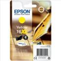 EPSON T1634 AMARELO CARTUCHO DE TINTA ORIGINAL C13T16344010